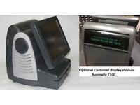 epos till system, drawer & fully licenced software 5 million barcode database