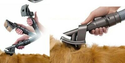 - Dyson Dog Hair Brush Nice Metal Bristles Lift Away Dad Hair Release and Hair Dis