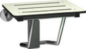 Flip Up / Fold Up / Folding Shower Seat/Bench - IN STOCK
