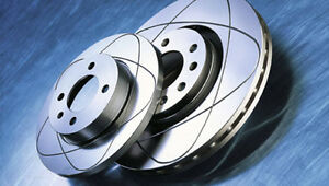 2 Bremsscheibe ATE 24.0310-0261.1 PowerDisc passend für VAG