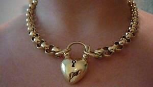 9ct Gold Belcher Necklace & Bracelet with Valuation Certificates Tarragindi Brisbane South West Preview