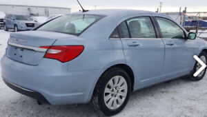 2012 Chrysler 200-Series LD Sedan
