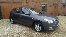 2009 HYUNDAI i30 COMFORT 1.4 IN GREY