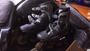 Size 11mens rollerblades