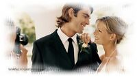 Starts at 100/hr for Sarnia Wedding Photography and Videography