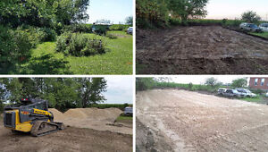 Driveway removal, excavating, grading, and demolition in K-W Kitchener / Waterloo Kitchener Area image 1
