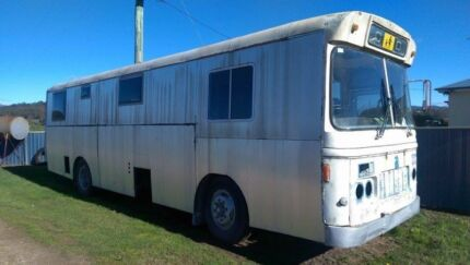 1980 Bedford Bus Motorhome Project Sassafras Latrobe Area Preview