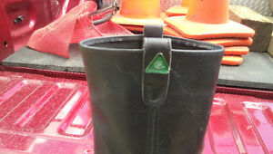 Steel toe work boot CSA approved