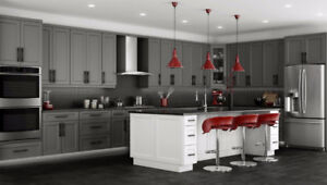 Solid Maple Cabinet 50% OFF^Granite/Quartz Countertops From $45
