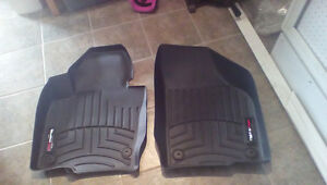 Weathered mats for 2010 tiguan