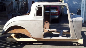 1933 Dodge Coupe For Sale
