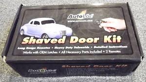 autoloc-shaved door handle kit  system neuf Saguenay Saguenay-Lac-Saint-Jean image 3