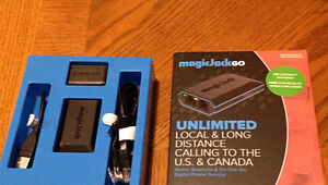 Magic-Jack-Go,  Used only one year!
