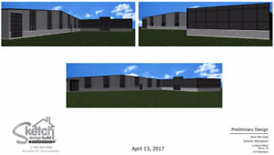 Industrial/Commercial Building for lease in prime location