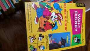 57 1970 Walt Disney comic books
