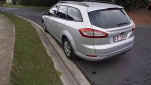 2011 Ford Mondeo Wagon Turbo diesel fuel economy plus rwc rego Eight Mile Plains Brisbane South West Preview