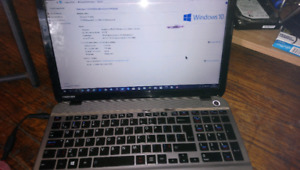 Toshiba Satellite S55 i7 Laptop for sale