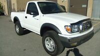 2004 Toyota Tacoma 4CL.   AUTO. Pickup Truck SRS
