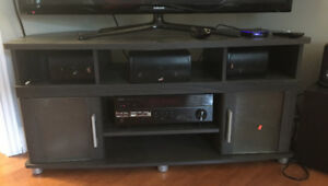 Corner tv stand BNIB