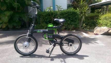Ezpro db0 Folding Electric Bike - Top 10 world bikes almost new