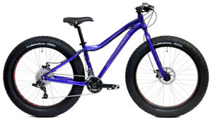 Fat bike / Fatbike Motobecane  avec support Thule