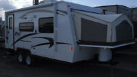 2009 Rockwood Roo Travel Trailer Camper Rental