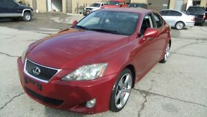 2006 Lexus IS 250  Leather-Auto. Sedan