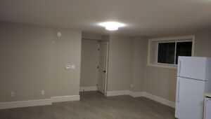 Brand New 2br Basement Suite - Unfurnished