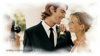 From $100/hr  for GTA Best Wedding Photography/Videography