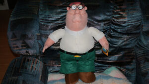 2005 Peter Griffin from Family Guy Plush
