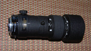 NIKON Téléphoto/Lentille Lens 300mm f/4 / A/F /ED