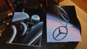 Perfect Gift for Father's Day - Books on Mercedes-Benz