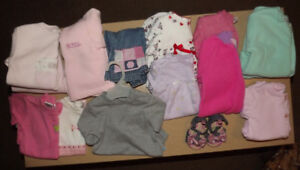 Lot of Girls Baby Clothes 6-9 months