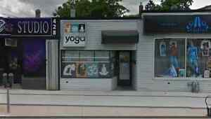 Commercial Space Available in busy Concession Street - 650 sq.ft
