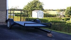 6x10 trailer with ramp