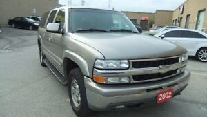 2002 Chevrolet Suburban 7-seated SUV, Crossover