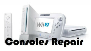 Console repair Wii,Switch,DS, PS,XBOX etc with 3 months warranty