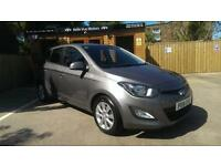 2014 HYUNDAI i20 1.2 ( 85ps ) ACTIVE IN GREY
