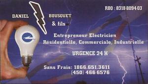 Maître électricien, Promotion: entrée électrique 200A