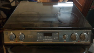 Frigidaire slide in convection oven