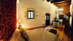 A fully restored Venetian stone house in the Heart of Chania Old