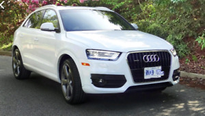 Audi Q3 2016 - Low kms!! Fully loaded!!