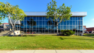 OFFICE SPACE - St. Laurent - 100 sf to 33,000 sf