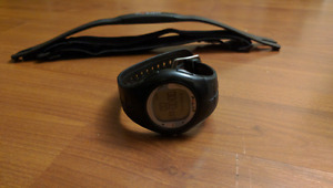 Polar F6 Watch with Heart Rete Monitor