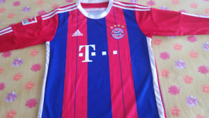 Fc Bayern Munich Home Kit 2014 - 2015