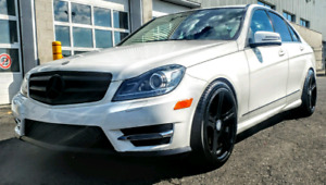 Mercedes benz c300 sport pack gps