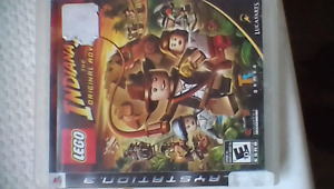 Indiana Jones lego PS3 15$ OBO
