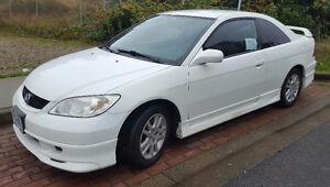 "2005 Honda Civic ""Reverb"" Coupe (2 door)"