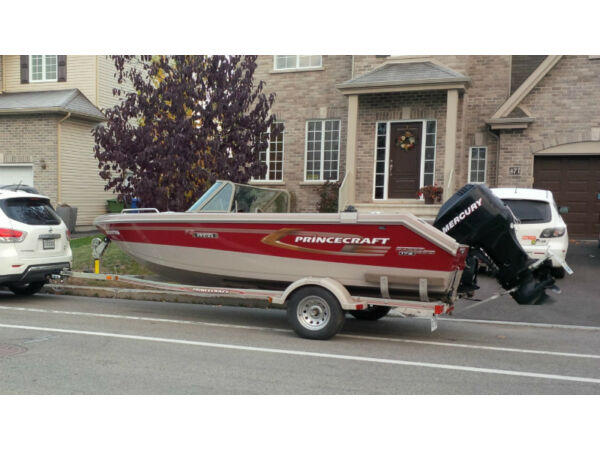Used 2006 Princecraft 176 SUPER PRO FNP