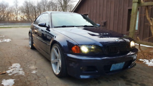 2003 BMW M3 M  SMG Coupe (2 door)